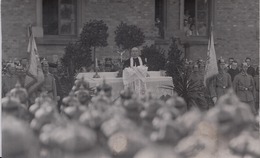 CARTE PHOTO ALLEMANDE - GUERRE 14-18 - ALLEMAGNE - OFFENBURG - MESSE - Guerre 1914-18