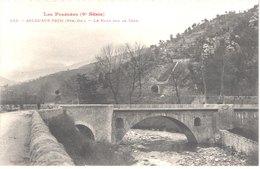 FR66 ARLES SUR TECH - Labouche 233 - Le Pont Sur Le Tech - Tunnel - Belle - Francia