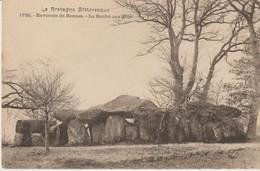 C.P.A. - ENVIRONS DE RENNES - LA ROCHE AUX FÉES - 1720 - PRECURSEUR - A. WARON - Rennes