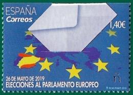 España. Spain. 2019. 40 Aniversario Elecciones Parlamento Europeo - 1931-Tegenwoordig: 2de Rep. - ...Juan Carlos I