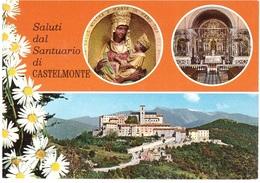 SALUTI DAL SANTUARIO DI CASTELMONTE - Saluti Da.../ Gruss Aus...