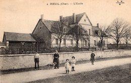 2517 Ineuil - L'Ecole - Otros Municipios