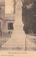 27 - BERVILLE SUR MER - Monument - Frankrijk