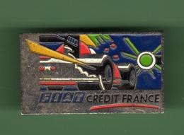 FIAT *** CREDIT FRANCE *** A018 - Fiat