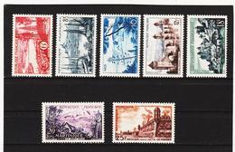 LKA196 FRANKREICH 1955 Michl 1064/70 ** Postfrisch SIEHE ABBILDUNG - Frankreich