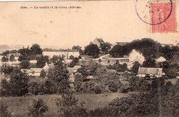 2524 Jars - La Mairie Et Le Vieux Château - Frankrijk