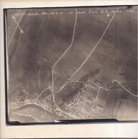 GUERRE 1914-1918 - WW1 - Bataille De VERDUN - DUN N.E. - Photo Aérienne Prise Le 28.3.1918 à 12h, Altitude 5200m - Guerra, Militari
