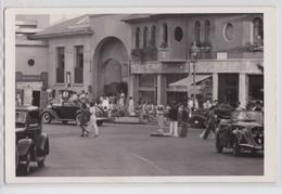 JUAN-LES-PINS - Carte-photo - Librairie La Douce France - Automobile - Frankrijk