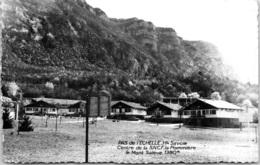74 PAS DE L'ECHELLE - Centre De La Sncf, La Pommière, Le Mont Salève - France