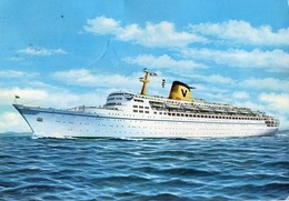 NAVE-SITMAR CRUISES- - Barche