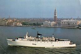 NAVE-CHANDRIS-FIORITA-VENEZIA - Barche