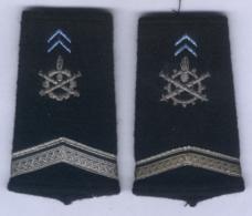Manchons D'Epaulettes Du Service Du Matériel - Uniforms