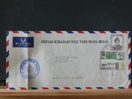 79/931A  LETTER   BRUNEI - Brunei (1984-...)