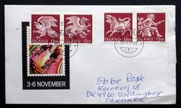 Iceland 1988   MiNr..674-77 ( Lot 2152 ) - 1944-... Republique