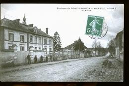 MAREUIL LE PORT  PORT A BINSON - France