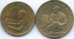 Cape Verde - FAO - 1980 - 1 Escudo (KM17) & 1982 - 2½ Escudos (KM18) - Cap Vert