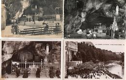 Lourdes Lot De 15 Cartes Postales Anciennes (voir Descriptif) - Lourdes