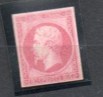 N° 17B**    QUALITE STANDART  COTE 3800  EUROS DEPART 145 EUROS - 1853-1860 Napoléon III