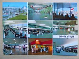 AEROPORT / AIRPORT / FLUGHAFEN     ZURICH  KLOTEN - Aerodromes