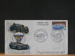 79/950A  FDC   FRANCE - Autos