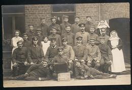 AK/CP 1.WK  Jüchen  Lazarett  Rheydt    Ungel/uncirc. 1917   Erhaltung/Cond. 2  Nr. 00727 - Allemagne