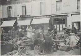CHATEAUDUN; Le Marché Aux Légumes Bien Animé - Chateaudun