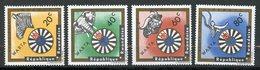 Rwanda, Yvert 213/218, Scott 219/224, MNH - Rwanda