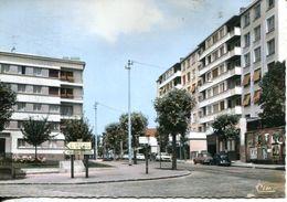 N°72020 -cpsm Champigny Sur Marne -avenue De La République- - Champigny Sur Marne