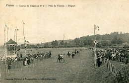 VIANNE  = Course De Chevaux  Départ   573 - France