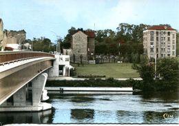 N°72030 GF-cpsm Champigny Sur Marne -le Nouveau Pont De Tremblay- - Champigny Sur Marne