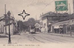 CANNES LA BOCCA. Route De Fréjus - (Tramway). - Cannes