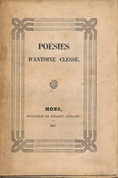 Poésies D'Antoine Clesse - Other