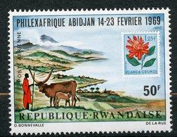 Rwanda, Yvert PA5, Scott C5, MNH - Poste Aérienne