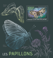 Central Africa  2013 Fauna Butterflies - Central African Republic