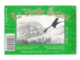 BROUWERIJ  D'ACHOUFFE - ACHOUFFE - LA VIEILLE SALME -  1 BIERETIKET  (BE 567) - Beer