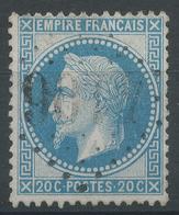 Lot N°47232  N°29A, Oblit GC 4104 Varennes-sur-Allier, Allier (3), Ind 5 - 1863-1870 Napoleon III With Laurels
