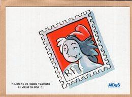B56316 Aides.Org - Face Au Sida, La Medecine à Fait Des Progrès - Postcards