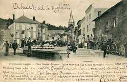 PEYREHORADE  =  Place Nauton Truquez    577 - Peyrehorade