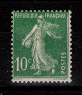 Semeuse YV 159 N** - France