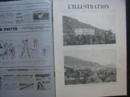 L'ILLUSTRATION 2509 GRASSE/ NAUFRAGE UTOPIA/ LES PHARES - Periódicos