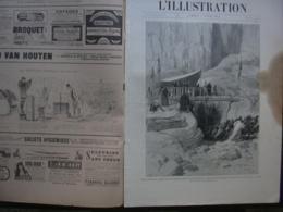 L'ILLUSTRATION 2510 EGYPTE/ ASTRONOMIE/ PHARES/ PAQUE RUSSE/ VENTE EDMOND YON - Periódicos