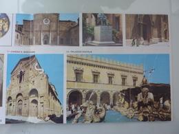 """Pieghevole Illustrato """"PESARO Centro Storico RIVIERA ADRIATICA ITALIA"""" Anni '70 - Dépliants Turistici"""