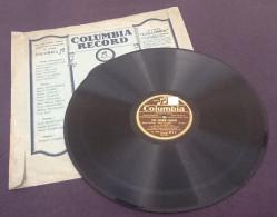 Disque à Aiguille 78 Tours Ernest Chausson Ave Verum Corpus Chant Lithurgique - 78 Rpm - Schellackplatten