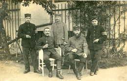 GARDELEGEN  Groupe Prisonniers De Guerre 1915 Toulouse  Carte Photo ---   581 - Oorlog 1914-18