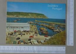 PORTUGAL - VISTA PARCIAL -  SESIMBRA -   2 SCANS  - (Nº28236) - Setúbal