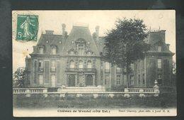 CPA - 57 - JOEUF - CHATEAU DE WENDEL (COTÉ EST) - France