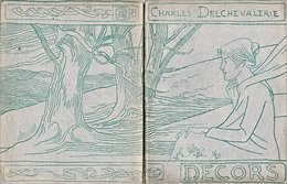 Illustration D'Auguste Donnay - Poésie