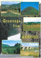 Carte Postale Du Kosovo - Kosovo