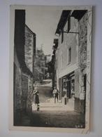12 Castelnau De Mandailles, Une Rue De Castelnau (1277) - France