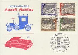 GERMANY (Berlin) 1965 Postcard International Car Exhibition.BARGAIN.!! - [5] Berlijn